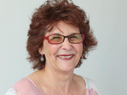 Die Aussteller unserer Gesundheitstage Lantana am 7. und 8.9.2019: Gerlinde Schüller